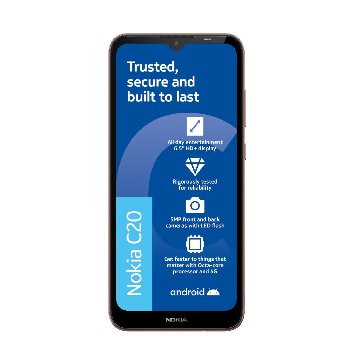 Nokia C20 (MTN)