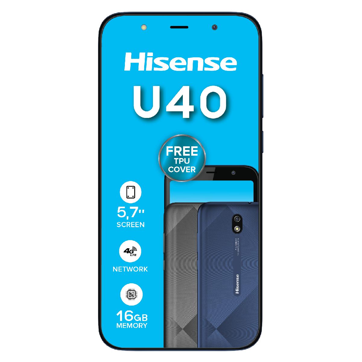 Hisense U40 (Vodacom)