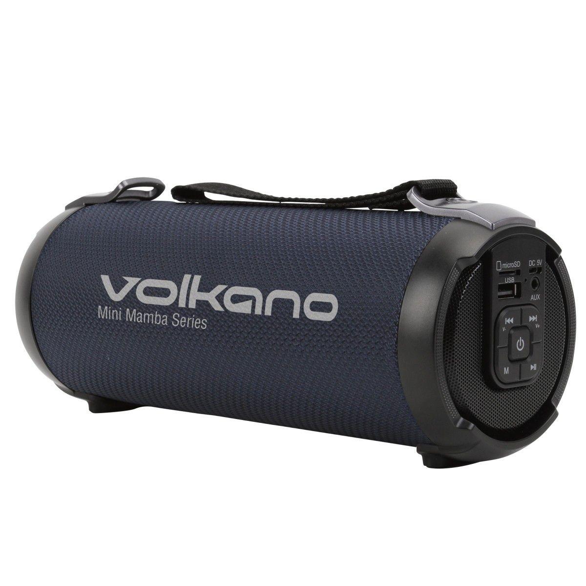 Volkano Mini Mamba Series Bluetooth Speaker